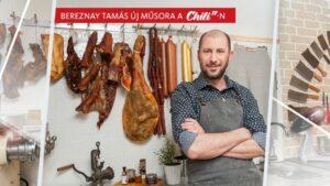 Hentesek a Chili Tv műsorán Bereznay Tamással